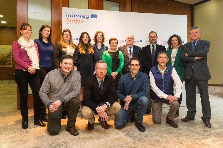 Seminário Interreg Sudoe em Santander, nos dias 09 e 10 de abril e primeira reunião do projeto TiChroN