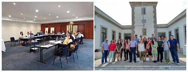 Reunião ENhANCE na Figueira da Foz (2 e 3 de julho 2018)