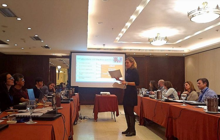 Terceira Reunião do projeto ENhANCE em Atenas