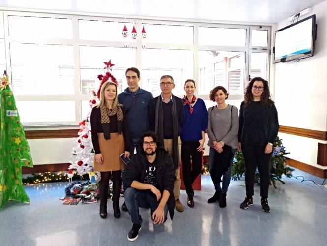 Future Balloons junta o Serviço de Saúde Cantábrico e o Hospital Pediátrico de Coimbra na discussão de aplicação móvel para crianças