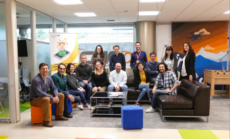Projeto Tichron reúne parceiros em Gijón