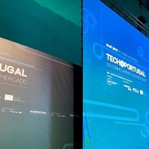 Projeto Tichron divulgado no Tech@Portugal