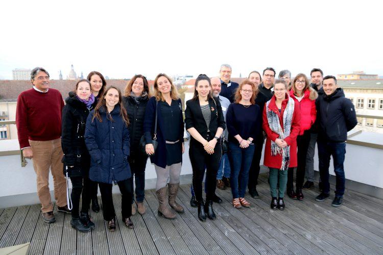"""Reunião """"Enhance"""" em Dresden (13 e 14 de janeiro de 2020)"""