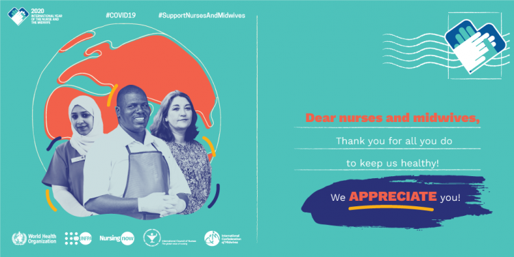 O consórcio ENhANCE gostaria de assinalar o Dia Mundial da Saúde 2020