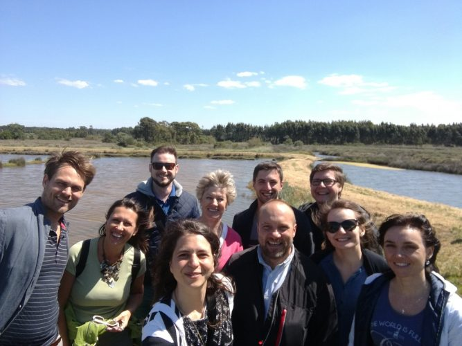 Second transnational meeting – Portugal