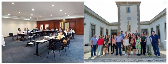 ENhANCE meeting in Figueira da Foz – 2nd and 3rd of July 2018