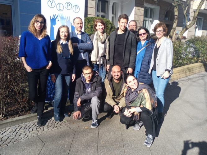 2nd Meeting of the Fake Off Project in Berlin